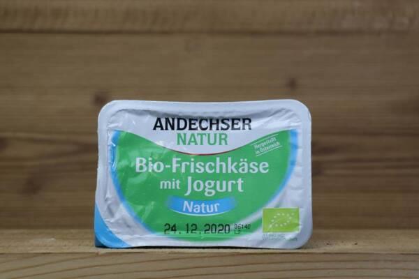 Andechser Natur, Bio Frischkäse Natur, 175g