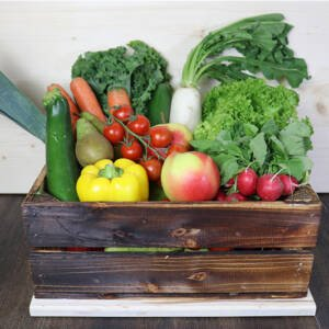 Regionale Obst und Gemüsekiste