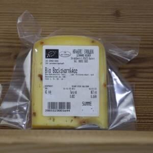 Stroblberg Bio-Hofkäserei, Bio Bockshornklee-Käse, 150g