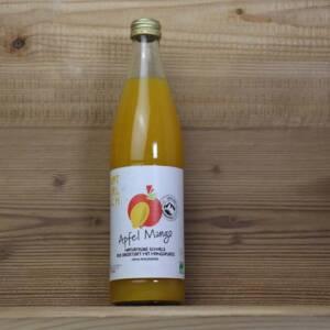 Natürlich Saft, Bio Apfel Mango Schorle, 0,5l
