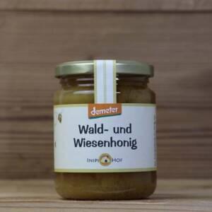 Demeter Wald- und Wiesenhonig, 350g
