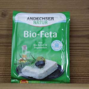 Andechser Natur, Griechischer Bio-Feta, 180 g
