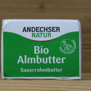 Bio-Almbutter, 250 g