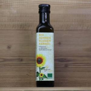 Allgäuer Ölmühle, Bio Sonnenblumenkernöl, 250ml