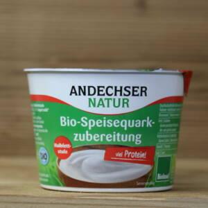 Bio Speisequarkzubereitung Halbfettstufe, 250 g
