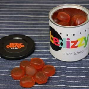 Bedizzy Aperol Spritz (Bitter-Orange) Gummibärchen - 11% vol. 150g