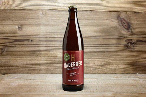 Haderner Dunkel Bio Flasche (EINZELN)_Haderner Bräu