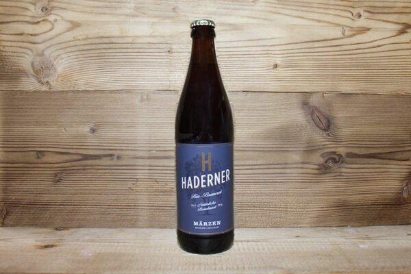 Haderner Bio Märzen Bier