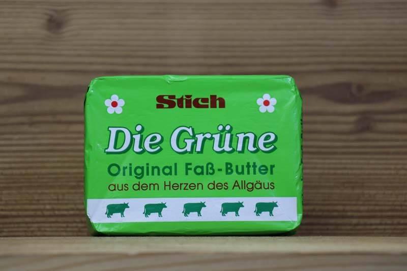 Stich Feinkäserei Allgäu Butter, 250g