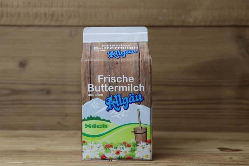 Stich Feinkäserei Allgäuer Buttermilch, 0.5l