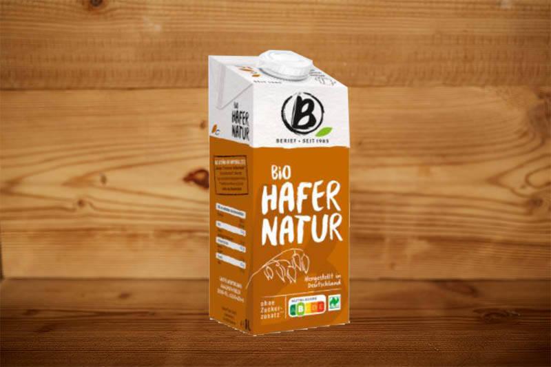 Bio Hafer Drink Natur