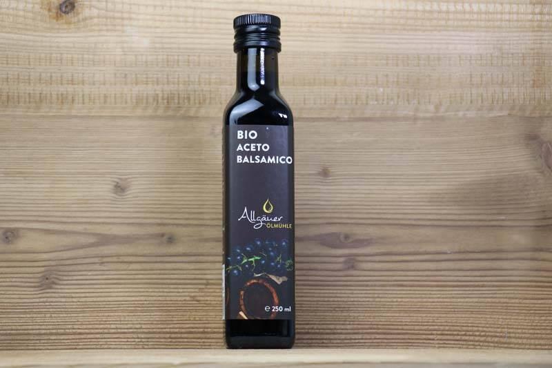 Allgäuer Ölmühle Bio Aceto Balsamico, 250ml
