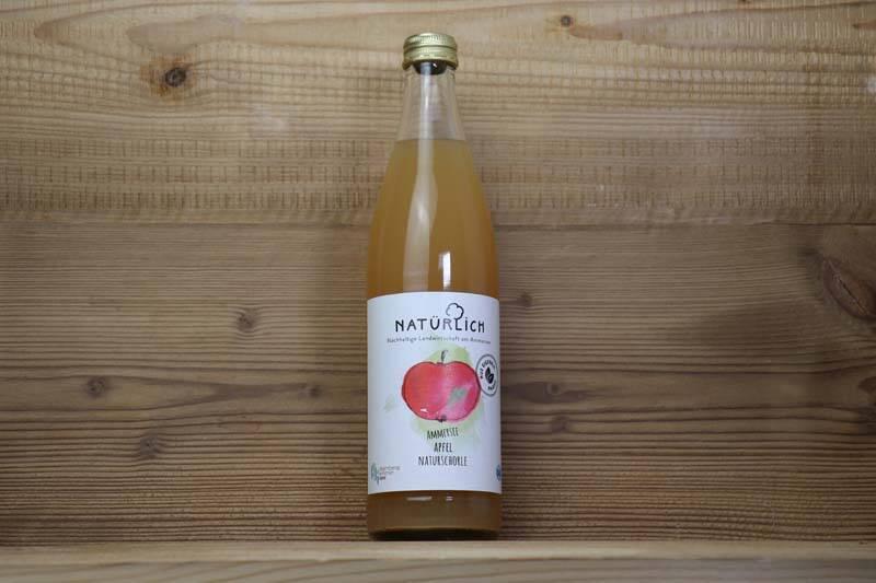 Natürlich Saft, Bio Apfel-Schorle, 0,5l