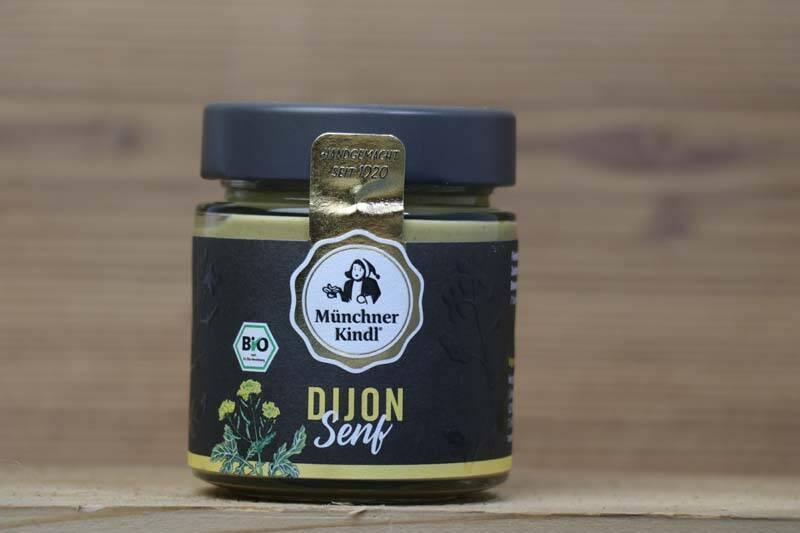 Münchner Kindl, Bio Dijon Senf, 125ml
