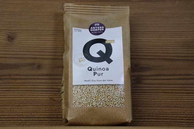 Antersdorfer, Bio Quinoa Pur weiß, 250g