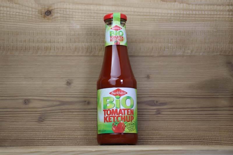 Burkhardt, Bio Tomaten Ketchup