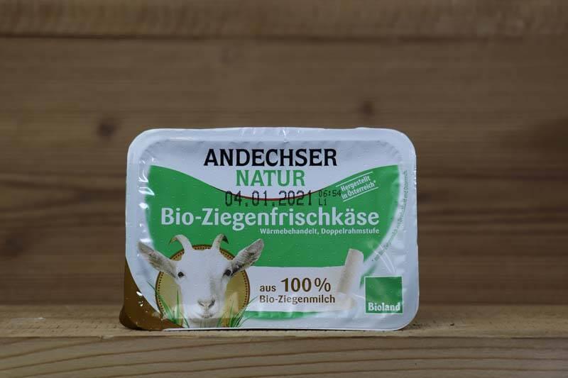 Andechser Natur, Bio-Ziegenfrischkäse, 150 g