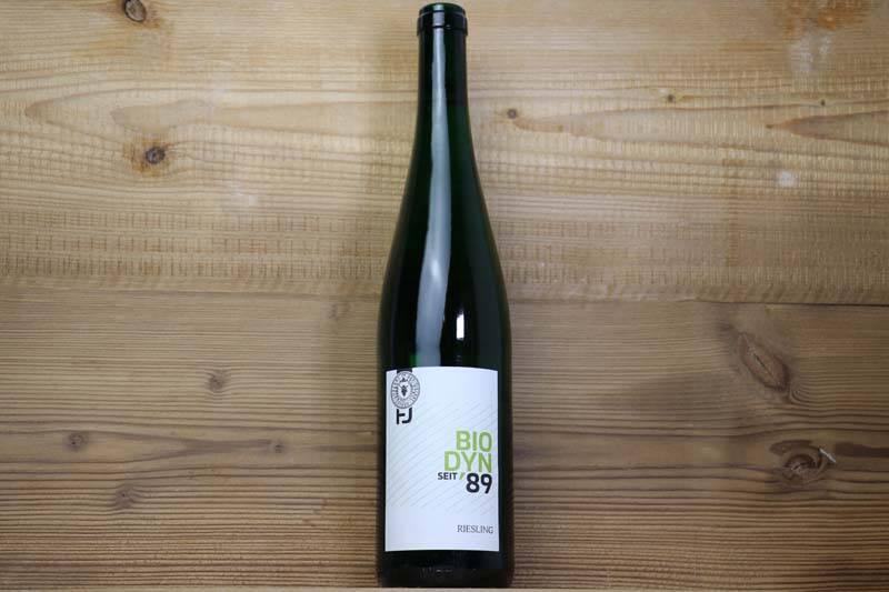 Demeter Bio Weißwein, Riesling 0.75l