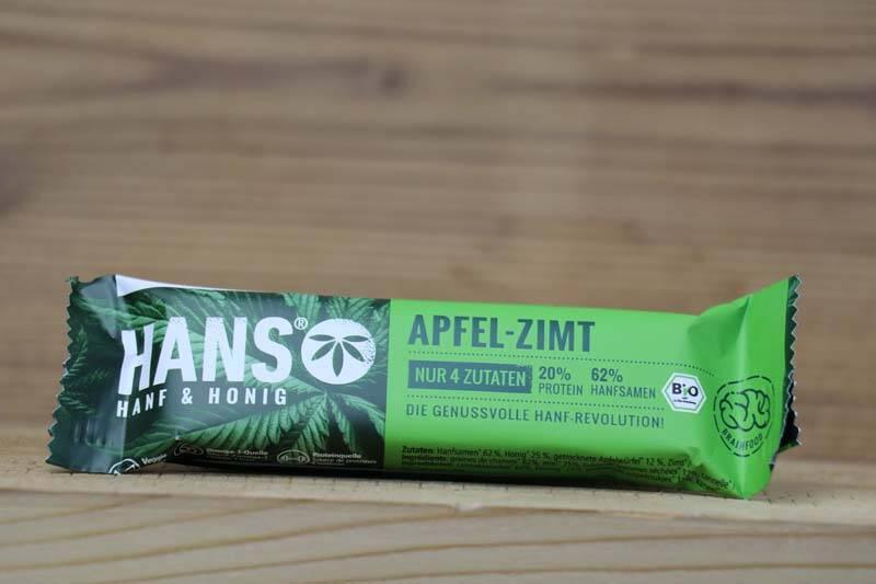 HANS Brainfood, Apfel & Zimt