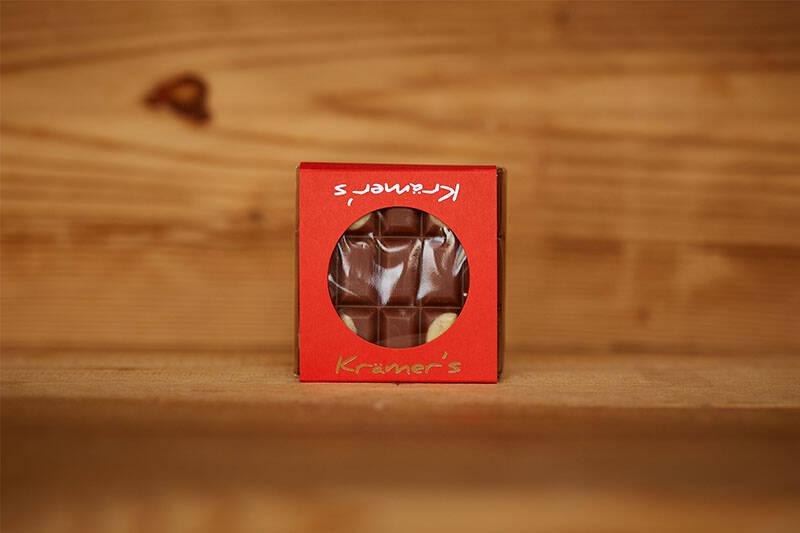 Schokolade Vollmilch Fleckerl Weiße Schokolade