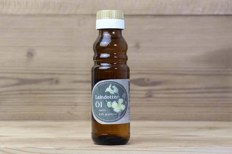 Ölmühle Garting, Leindotteröl, 0,25l