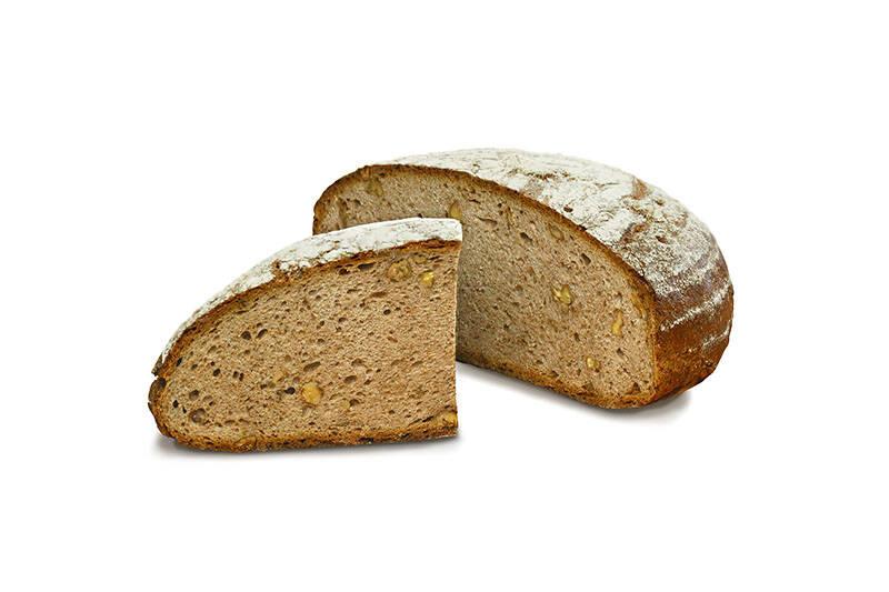 Walnuss Brot Pfister Öko