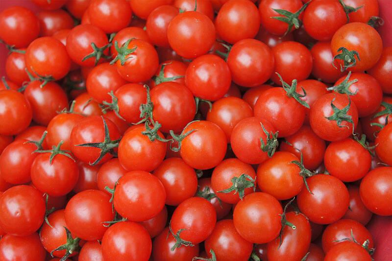 Pralinen-Tomaten 12,45€ / 1 kg
