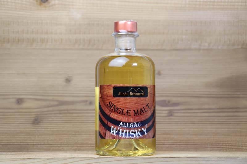 Allgäu-Brennerei, Single Malt Whisky 3-jährig