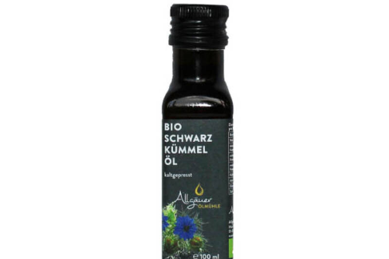 Bio Schwarzkümmel-Öl