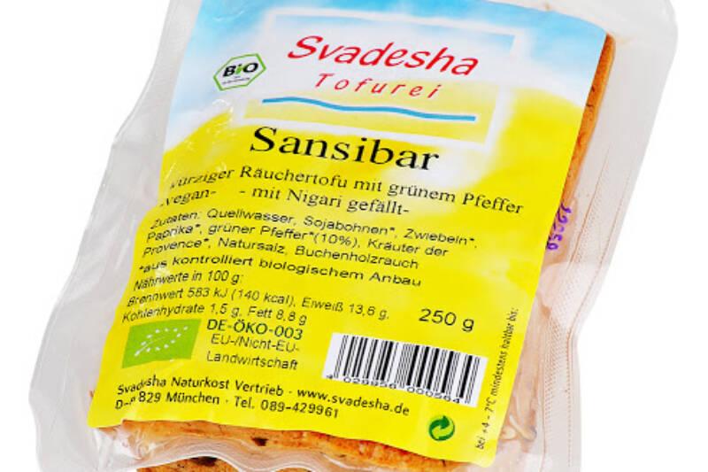 Bio Tofu Sansibar