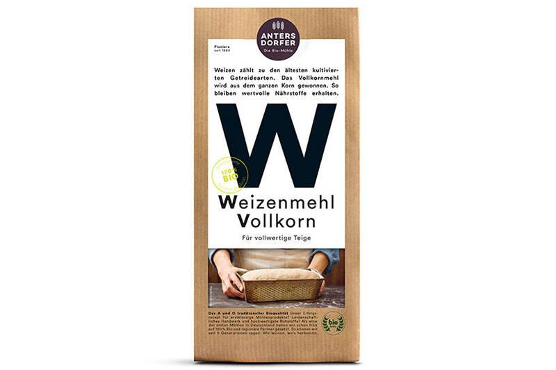 Bio Weizenmehl